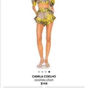 Camila Coelho x Revolve Corelida shorts